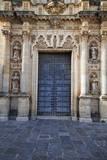 Spain, Andalusia, Cadiz, Arcos De la Fontera. Saint Peter's Church . Photographic Print by Julie Eggers
