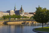 Notre Dame de Bonsecours Chapel, Montreal, Canada. Photographic Print by Jamie & Judy Wild