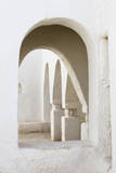 Window in Umran Mosque, Ghadames, Libya. Photographic Print by Charles Cecil