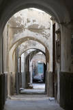 Medina Passageway, Tripoli, Libya. Photographic Print by Charles Cecil