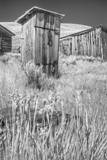 Abandoned old ghost town of Bodie, California Photographic Print by Jerry Ginsberg