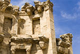The Nymphaeum, Once the Roman city of Gerasa, Jerash, Jordan. Photographic Print by Nico Tondini
