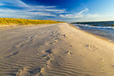 Sandy shores of Lake Michigan at Ludington State Park, Michigan, USA Photographic Print by Chuck Haney
