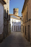 Spain, Andalusia, Banos de la Encina. Street scene. Photographic Print by Julie Eggers