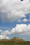 USA, Montana, Garfield County, Big sky country. Photographic Print by Jamie & Judy Wild