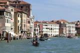 Grand Canal, Venice, UNESCO World Heritage Site, Veneto, Italy. Photographic Print by Nico Tondini