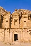 The Monastery or El Deir, Petra, UNESCO Heritage Site, Jordan. Photographic Print by Nico Tondini