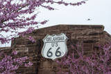 USA, Oklahoma, Chandler. Route 66 Interpretive Center. Photographic Print by Wendy Kaveney