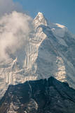 Summit of Mt. Ama Dablam, Nepal. Photographic Print by Lee Klopfer