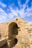 Qusayr Amra or Quseir Amra, Umayyad Hunting Pavilion, Jordan. Photographic Print by Nico Tondini