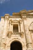 Hadrian's Arch, Jerash, Jordan. Once the Roman city of Gerasa. Photographic Print by Nico Tondini