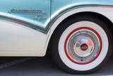USA, Indiana, Carmel. 1955 classic Buick Roadmaster. Photographic Print by Wendy Kaveney