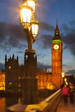 Big Ben and the Houses of Parliament, London, England. Photographic Print by Brian Jannsen