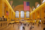 Grand Central Terminal in Midtown Manhattan, New York City, USA Photographic Print by Brian Jannsen