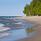 USA, Michigan. 12 mile beach. Photographic Print by Anna Miller