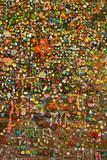 USA, Washington, Seattle, Pike Place Market, gum wall. Photographic Print by Jamie & Judy Wild