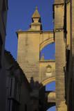 Archway in Arcos De la Frontera, Arcos De la Fontera, Andalusia, Spain Photographic Print by Julie Eggers