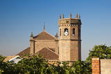 Spain, Andalusia, Banos de la Encina. San Mateo Church. Photographic Print by Julie Eggers