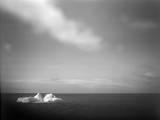 Antarctica, Deception Island, Floating Iceberg. Photographic Print by Paul Souders