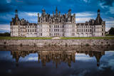 Chateau Chambord, Loire Valley, Centre France. Photographic Print by Brian Jannsen