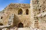 Muslim military fort of Ajloun, Jordan. Photographic Print by Nico Tondini