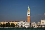 Italy, Venice, San Marco and the Bell Tower from the Grand Canal. Photographic Print by Terry Eggers