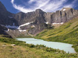 USA, Montana, Glacier NP. Cracker Lake. Photographic Print by Trish Drury