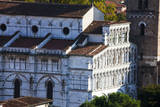 Duomo di San Martino, Lucca, Italy. Photographic Print by Terry Eggers