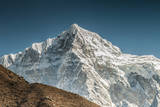 Mountains in the Khumbu Valley. Photographic Print by Lee Klopfer