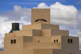 Museum of Islamic Art, Doha, Qatar. Photographic Print by Charles Cecil