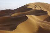 China, Inner Mongolia, Badain Jaran Desert. Desert landscape. Photographic Print by Ellen Anon