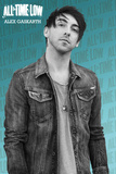 All Time Low - Alex Solo Posters