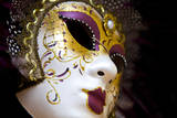 Carnival Masks. Photographic Print by Terry Eggers