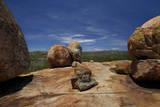 Boulders atop Malindidzimu, Matobo NP, Matobo Hills, Zimbabwe, Africa Photographic Print by David Wall