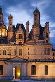 Chateau Chambord, Loire Valley, Centre France Photographic Print by Brian Jannsen
