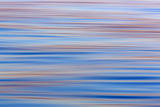 Water abstract at sunset, Alaska, USA Photographic Print by Don Paulson