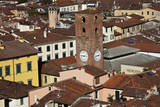 Clock Tower of Lucca, Italy. Photographic Print by Terry Eggers