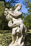 Statue in the Garden of the Four Seasons, Laguna Gloria, Austin, Texas Photographic Print by Randa Bishop