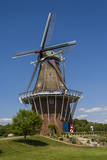 DeZwaan' windmill on Windmill Island, Holland, Michigan, USA Photographic Print by Randa Bishop