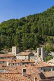 Roccalbegna, Grosseto, Tuscany, Italy. Photographic Print by Nico Tondini