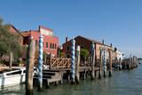 Murano Island, Venice, Veneto, Italy. Photographic Print by Nico Tondini