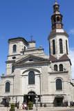 Canada, Quebec, Quebec City, Notre Dame Basilica. Photographic Print by Jamie & Judy Wild