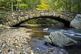 Boulder Bridge, Rock Creek Park, Washington, D.C. Photographic Print by Charles Cecil