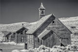 Ghost town of Bodie on the eastern Sierras. California, USA Photographic Print by Jerry Ginsberg