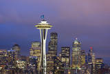 Space Needle, Seattle, Washington, USA Photographic Print by Jamie & Judy Wild
