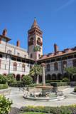 USA, Florida, St. Augustine, Hotel Ponce de Leon, Flagler College Photographic Print by Jim Engelbrecht