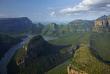 View over Blyde River Canyon, Mpumalanga, South Africa Photographic Print by David Wall