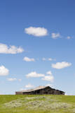 USA, Montana, Chouteau County, Old homestead. Photographic Print by Jamie & Judy Wild