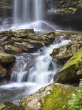 USA, West Virginia. Waterfall of the Falls of Hills Creek. Photographic Print by Christopher Reed