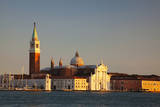 Evening View of San Giorgio Maggiore. Photographic Print by Terry Eggers